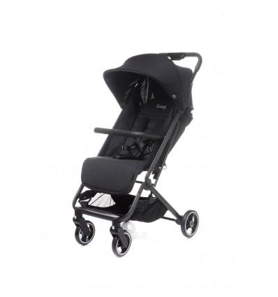 Wózek spacerowy 4BABY Twizzy Black