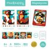 Magnetyczne piksele Piracki świat