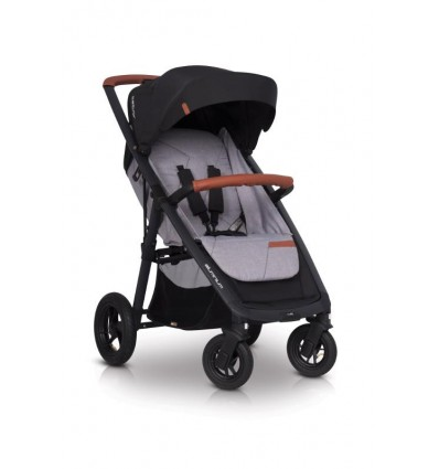Wózek spacerowy EasyGo Quantum Air Grey Fox