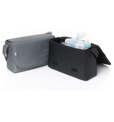 Torba pielęgnacyjna do wózka MAMA BAG Oryginalna 4BABY Czarna
