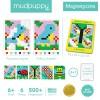 Magnetyczne piksele Ogród