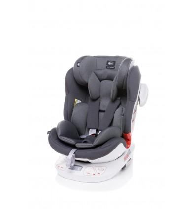 Fotelik samochodowy Space-fix 0-36 kg Grey