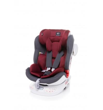 Fotelik samochodowy Space-fix 0-36 kg Red