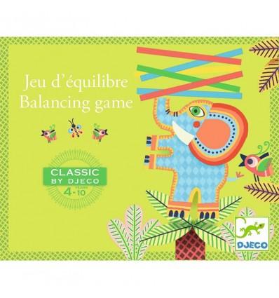 Gra zręcznościowa z patyczkami Słoń Djeco