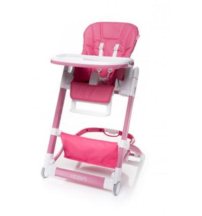 Krzesełko dziecięce Icon Pink