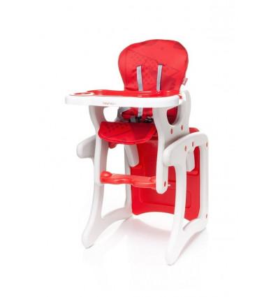 Krzesełko dziecięce Fashion XVII Red
