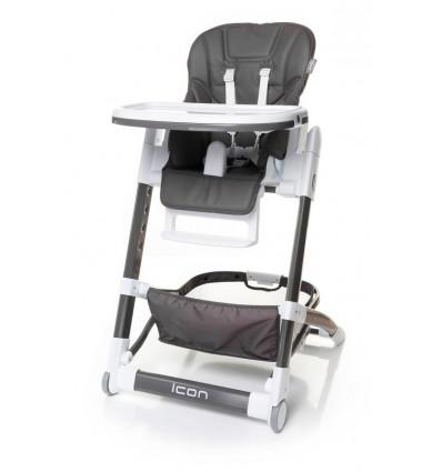 Krzesełko dziecięce Icon Grey