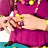 Koraliki 300 biżuteria Pop Arty nowa wersja B.Toys