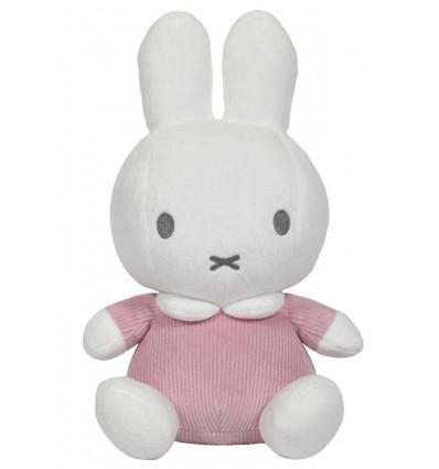 Króliczek Miffy biało - różowy 20 cm Tiamo 0+