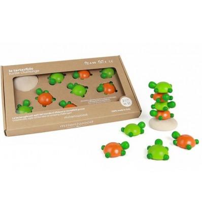 Żółwie Gra zręcznościowa Milaniwood 4+