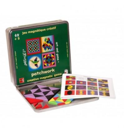 Mozaika Magnetyczna IOTOBO Patchwork 7+