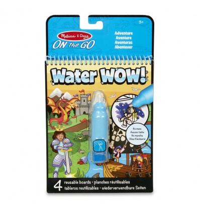 Kolorowanka wodna Water Wow! Przygoda