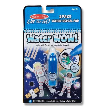 Kolorowanka wodna Water Wow! Kosmos