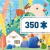Puzzle Miss Birdy 350 el. Djeco 7+
