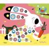 Zestaw artystyczny Kwieciste Zwierzątka Janod 3+