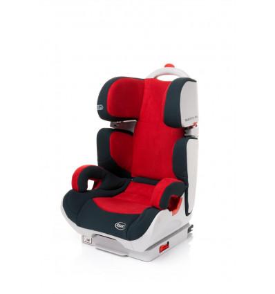 Fotelik samochodowy QUESTO-FIX 15-36kg 4BABY Red