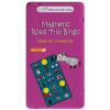 Drogowe Bingo  Podróżna gra magnetyczna  The Purple Cow