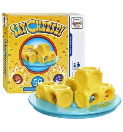 Sprytne Myszki gra łamigłówka logiczna Ah!ha Games