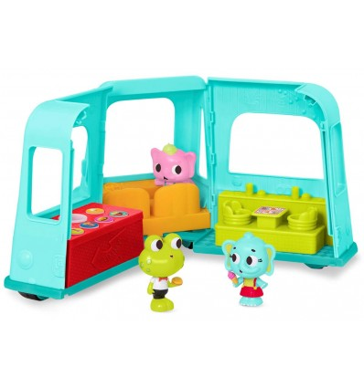 Muzyczny Food Truck Jax`s Diner  B.Toys 18 m-cy+