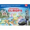 Układanka edukacyjna Europa