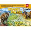 Układanka edukacyjna Krainy Polski
