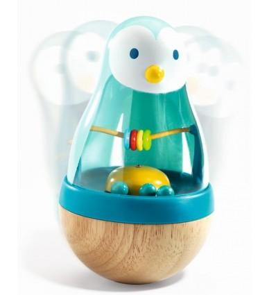 Wańka Wstańka z dźwiękiem Pingwinek Djeco