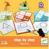 Nauka rysowania krok po kroku Świat Djeco