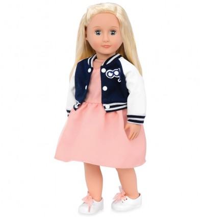 Lalka Terry blondynka w stylu retro 46 cm Our Generation